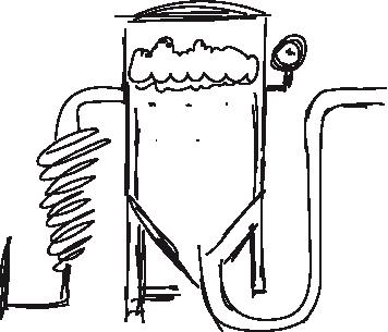 Ilustración fermentador
