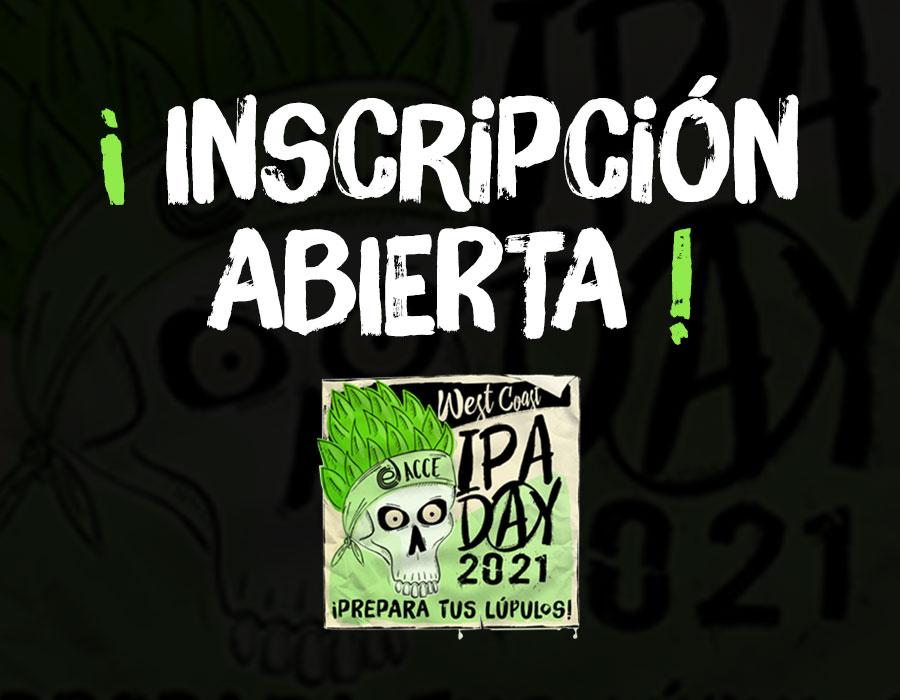 IPA Day 2021 Pop-up